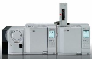 sistema de cromatografía en fase gaseosa bidimensional