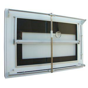negatoscopio 1 pantalla / con obturadores / para mamografía / de luz blanca
