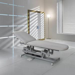 mesa de exploración para ecocardiografía