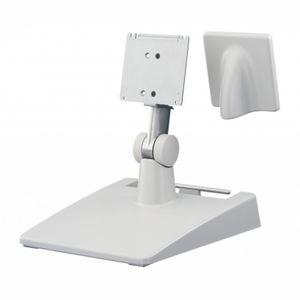 brazo para monitor de mesa / médico / articulado