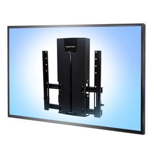 brazo para monitor mural / médico / ajustable en altura