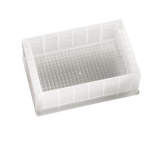 depósito de microplacas de laboratorio / de 384 orificios