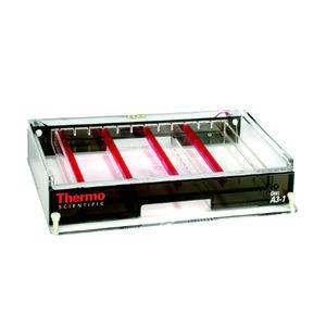 cubeta de electroforesis horizontal