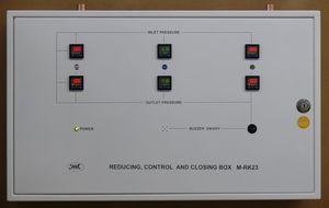 unidad de control de presión