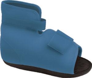 zapato para escayola pediátrico