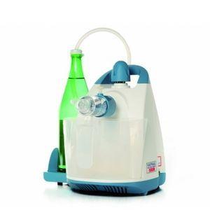 inhalador de vapor