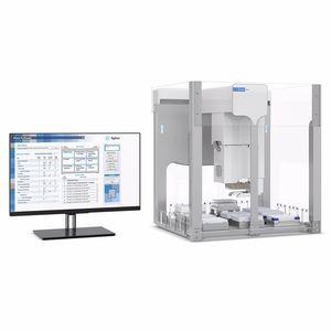 sistema de preparación de muestras automático / de laboratorio / de proteómica / por digestión