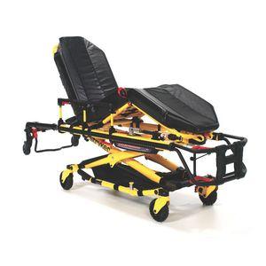 carro camilla para ambulancias / hidráulico / de altura variable / 3 secciones