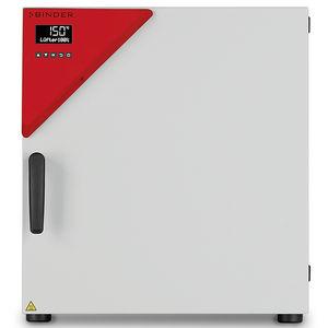 estufa de laboratorio / de convección forzada / de mesa / con 1 puerta