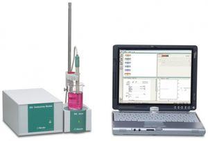 conductímetro de laboratorio