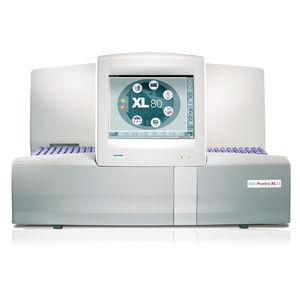 analizador de hematología en 5 poblaciones