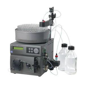 sistema de cromatografía en fase líquida preparativa / de purificación de proteínas / compacto
