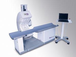 cámara de rayos gamma SPECT / para escintigrafía cardíaca / compacto