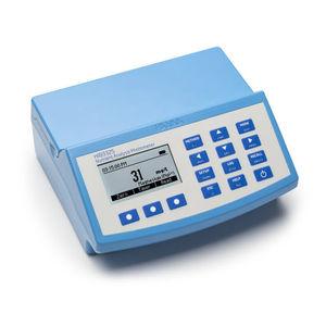 fotómetro de laboratorio compacto