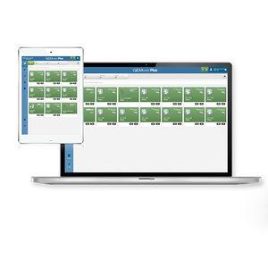 sistema de gestión de datos