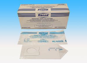 kit de drenaje urinario / pediátrico / con 1 cámara