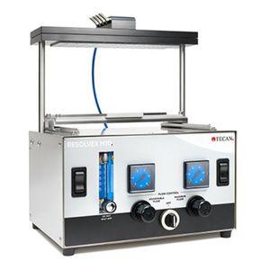 sistema de preparación de muestras manual