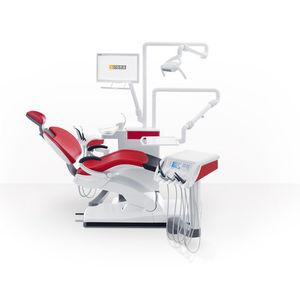 unidad dental con luz LED / con monitor / compacta / con cámara intraoral