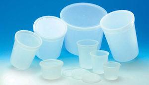recipiente para muestras de transporte / para almacenamiento / de polipropileno / de polietileno