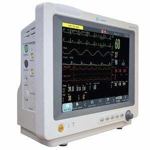 monitor multiparamétrico ECG