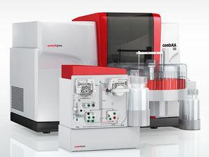 espectrómetro de absorción atómica / compacto / alta resolución
