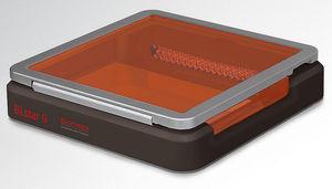 transiluminador para electroforesis en gel