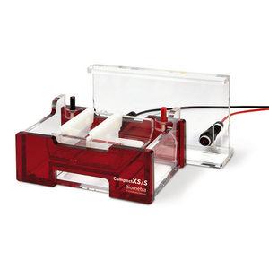 sistema de electroforesis en gel de agarosa