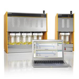 extractor de laboratorio de Soxhlet / de Randall / automatizado / sólido-líquido