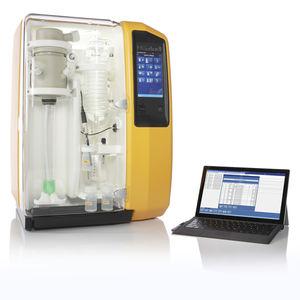 destilador automático / tipo Kjeldahl / de vapor / para el análisis de proteínas