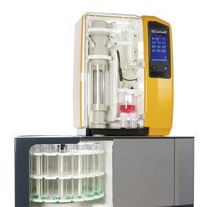 destilador tipo Kjeldahl / automático / para el análisis de proteínas / de vapor