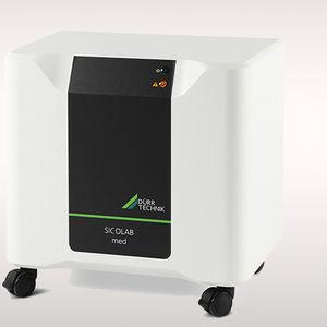 compresor de aire para ventilación artificial / silenciado / sin aceite