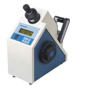 refractómetro de Abbe