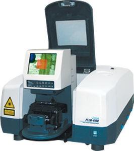 microscopio FT-IR