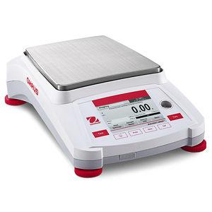 balanza de laboratorio electrónica / de precisión / con indicador digital / de mesa