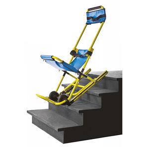 silla de traslado salvaescaleras / plegable