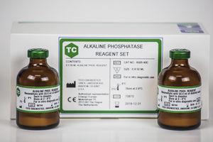 reactivo de química clínica / de suero / de fosfatasa alcalina / cinético