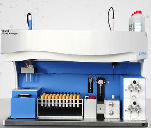 sistema de cromatografía UHPLC