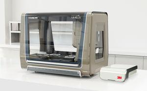 sistema de preparación de muestras de laboratorio