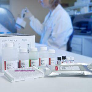 kit de prueba para enfermermedades infecciosas