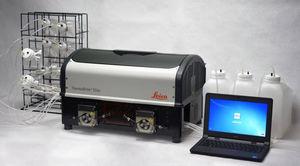 sistema de preparación de muestras para hematología / automático / FISH / compacto