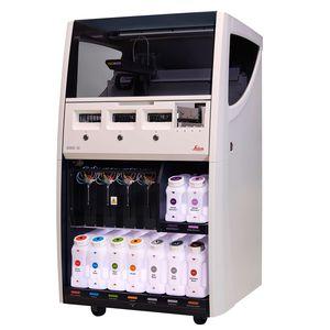 sistema de preparación de muestras automático / de tejidos / de diagnóstico / para inmunohistoquímica