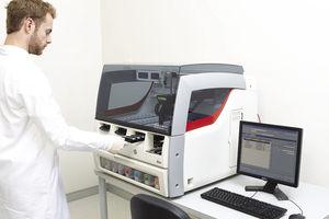 sistema de preparación de muestras para inmunohistoquímica