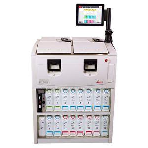 sistema de preparación de muestras de tejidos / automático / de laboratorio / de tejidos