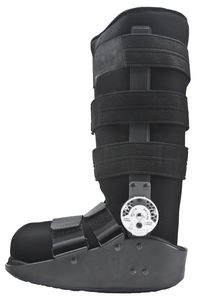 bota ortopédica inmovilizadora larga