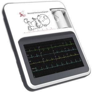 electrocardiógrafo pediátrico 12 canales