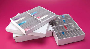 recipiente para muestras de tejidos