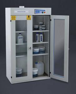 vitrina para almacenamiento de muestras