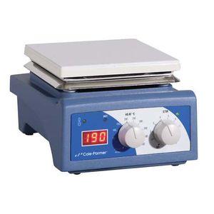 agitador de laboratorio magnético / por ola / digital / de mesa