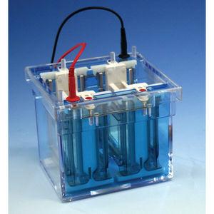 sistema de electroforesis de uso múltiple / vertical
