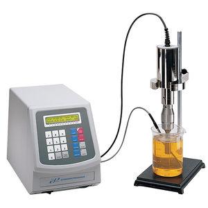 homogeneizador rotativo / ultrasónico / para preparación de pruebas / de mesa